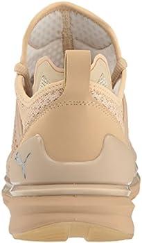 Puma Men's Ignite Limitless Knit Sneaker,pebblewhisper White,10.5 M Us 1