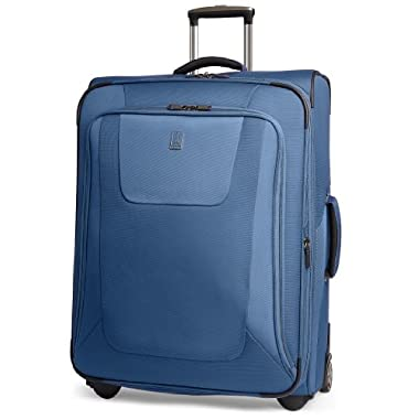 Travelpro Luggage Maxlite3 28 Inch Expandable Rollaboard, Blue, One Size