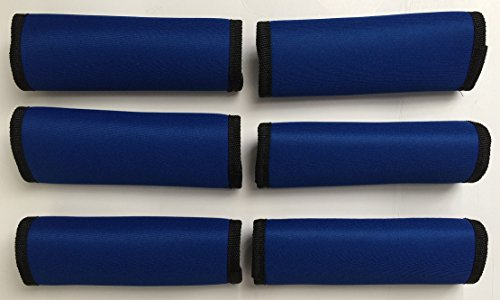 set-of-6-royal-blue-luggage-spotterr-super-grabber-soft-comfort-neoprene-handle-wrap-grip-luggage-id