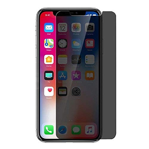 Reader Digital Book Cover - Wenjuan 1\2\3 Pacs Privacy Anti-Spy Tempered Glass Screen Steel Film Protector Unique Protector 6.1Inch\6.5Inch\5.8 Inch for iPhone XR\ XS Max\XS (1×for iPhone XS 5.8 inch)