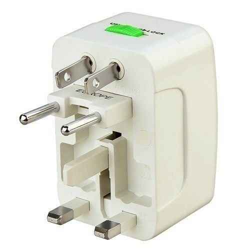 Universal Travel Adapter Suitable countries product image