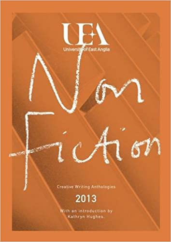 uea creative writing anthology 2013