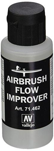 Vallejo Airbrush Flow Improver 60ml Paint Set