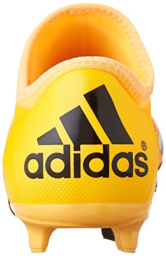 Adidas Performance X 15.2 Firma / artificial de fútbol para suelo de la grapa, negro / shock Mint / Gold/Black/Shock Pink