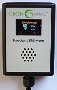 Greenwave Broadband EMI Dirty Electricity Meter