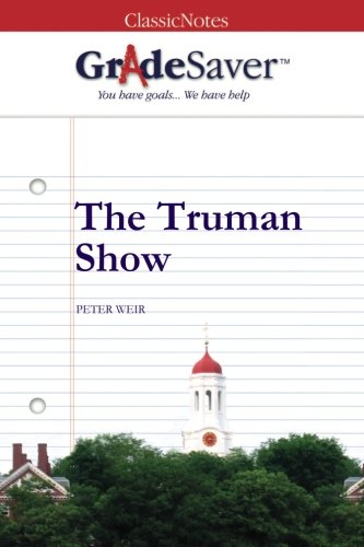 The Truman Show Essays  Gradesaver The Truman Show Peter Weir Search Essays In English also National Honor Society High School Essay  Writing Services Florida