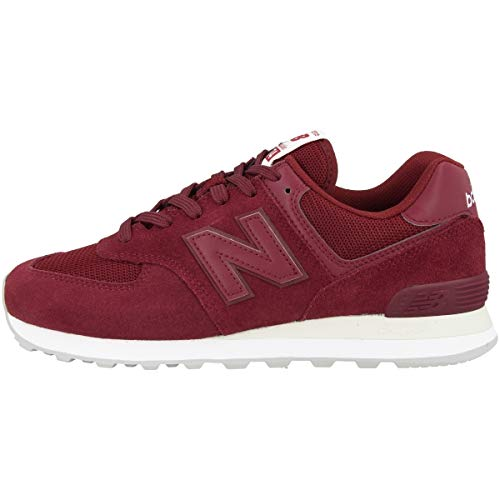Homme Balance Baskets Ml574v2 New Rouge q4wpn