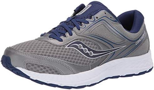 Road Running Shoe, Grey/Blue