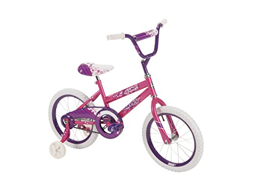 Huffy So Sweet Girls' Bike (16-Inch - Sim Cycling