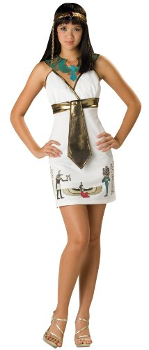 [Cleopatra Cutie Egyptian Teen Costume] (Cleopatra Cutie Adult Costumes)