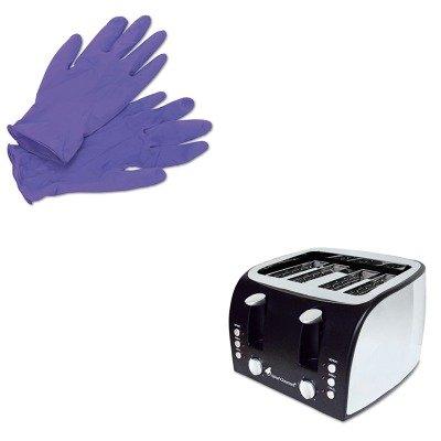 4 slice toaster purple - 6