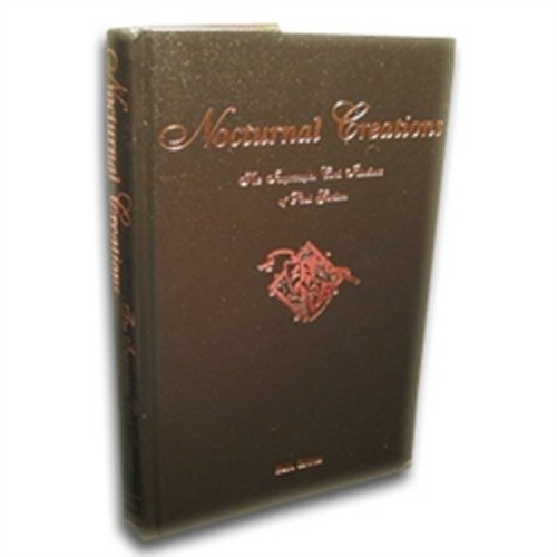 Nocturnal Creations: the Impromptu Card Illusions of Paul Gordon by Natzler Enterprises