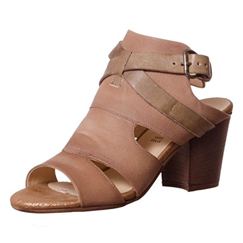 Cafè Noir QND121 damen, glattleder, sandalen, 39 EU