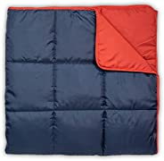 Leisure Co Ultra-Portable Outdoor Camping Blanket - Windproof, Warm, Lightweight and Compact Packable Blanket