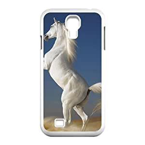 Horse Running Unique Fashion Printing Phone Case for SamSung Galaxy S4 I9500,personalized cover case ygtg520628 WANGJING JINDA