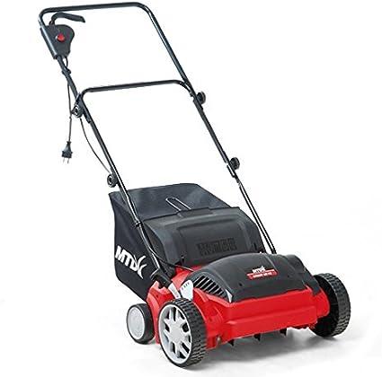 MTD Smart 30 VE - Cortacésped (Manual lawnmower, 30 cm, 35 L, 1300 W, Electric AC)