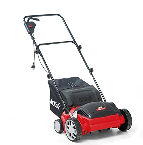 MTD Smart 30 VE - Cortacésped (Manual lawnmower, 30 cm, 35 L, 1300 ...