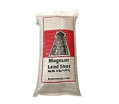 RotoMetals Magnum Lead Shot #8