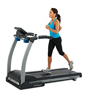 Lifespan Fitness Tr3000i Folding Treadmill by LifeSpan Fitness
