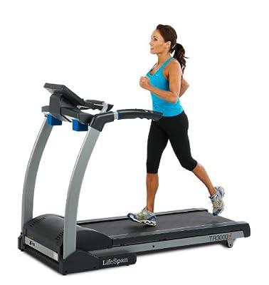 Lifespan Fitness Tr3000i Folding Treadmill by LifeSpan Fitness