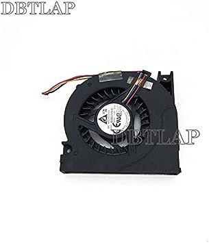 DBTLAP Ventilador de la CPU del Ordenador portátil para ASUS X50 X50Z X50M X50Q X51 X53 F5R F5V F5VL F50 F50S X59 X59S X59SL X59GL X61S X61 X61W n60d Ventilador 4pin: Amazon.es:
