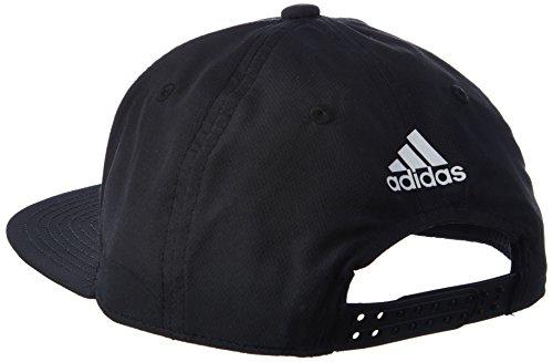 adidas Fussball Mütze TANGO FLAT CAP Unisex - BLACK/BLUE