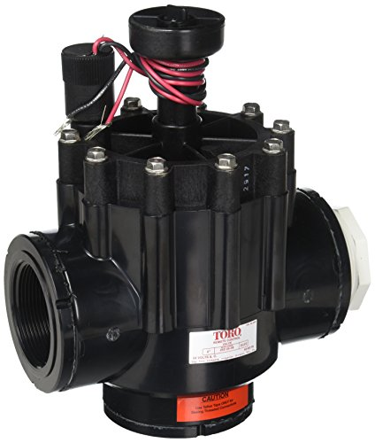 Toro 252 Electric Globe/Angle Valve with 2