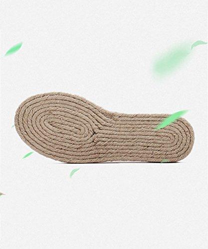 CHAOXIANG Chanclas Para Mujer Antideslizante Zapatillas De tacón alto Sandalias De Surf Nuevo Zapatos De Playa Del Verano ( Color : C , Tamaño : EU41/UK8/CN42 EU42/UK8.5/CN43 ) C