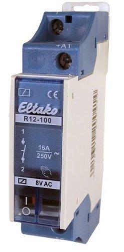 Eltako S12-100-24V Stromstoßschalter 1 Schließer 16 A