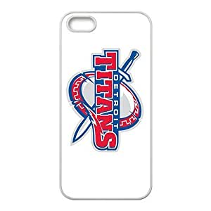 NCAA Detroit Titans Primary 2008 Black For Iphone 6 Plus 5.5 Phone Case Cover