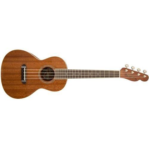 Fender Tenor Ukulele'Hau'oli' - Mahogany