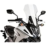 Puig 8910W SCREEN TOURING [CLEAR] HONDA NC750X (16-18) プーチ スクリーン カウル