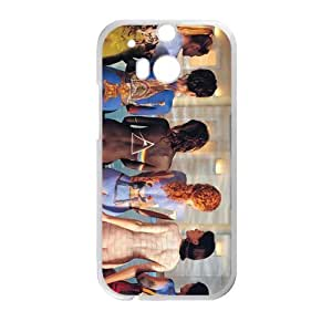 Artistic Body Pattern StylishHigh Quality Comstom Plastic case cover For HTC M8