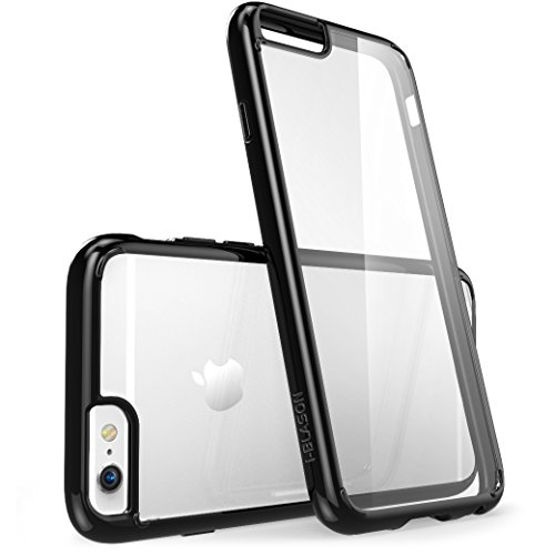 iPhone Scratch Resistant i Blason Black