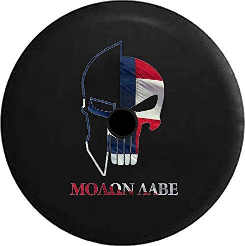 molon labe jeep tire cover - 6