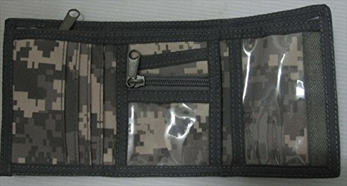 Mens Explorer (EXPLORER Men's Wallet, ACU, 3.5 x 5-Inch)