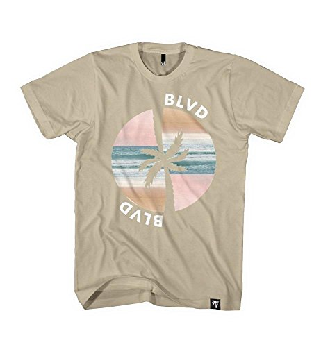 Blvd Supply Revolve Beach Tee