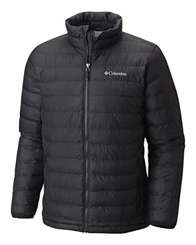Columbia Men's Oyanta Trail Puffer Jacket (4XL, Black) ()