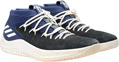 Aaron Judge New York Yankees Autographed Player-Worn Black and Navy Shoes from the 2018 MLB Season - Size 17 with