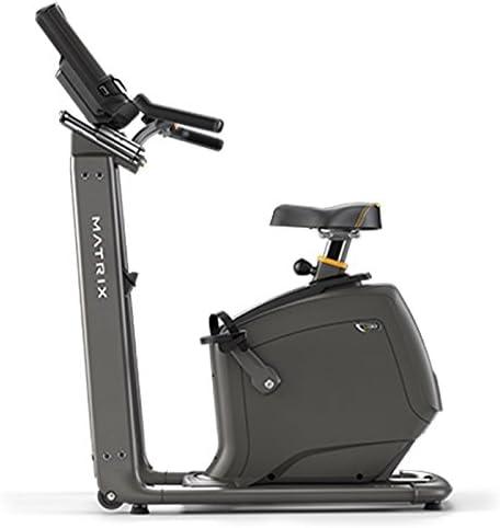 Matrix Fitness ZMK4000745 U30 - Bicicleta vertical con consola Xir ...