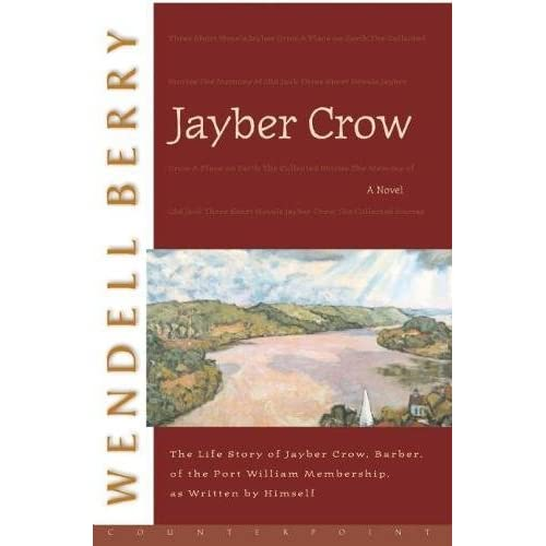 Image result for jayber crow amazon
