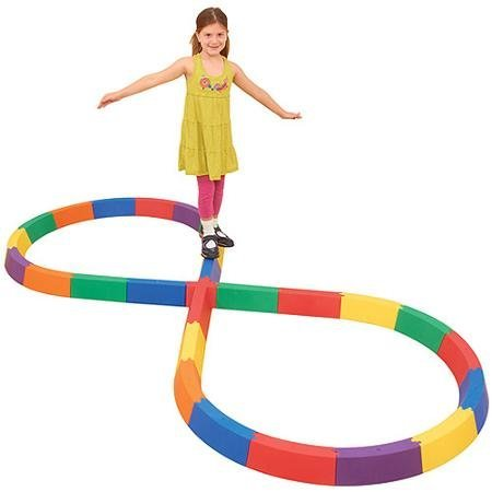 Kids Beginners Figure 8 Balance Beam
