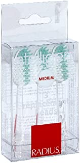 product image for Replacement Heads Intell Brush Medium 3PK
