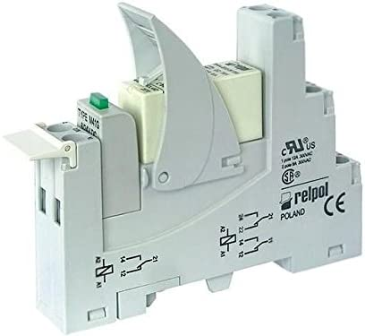PI84-230AC-M93G Relay interface DPDT Ucoil230VAC 8A 8A//230VAC 8A//24VDC RELPOL