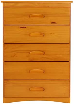 Discovery World Furniture 5 Drawer Chest