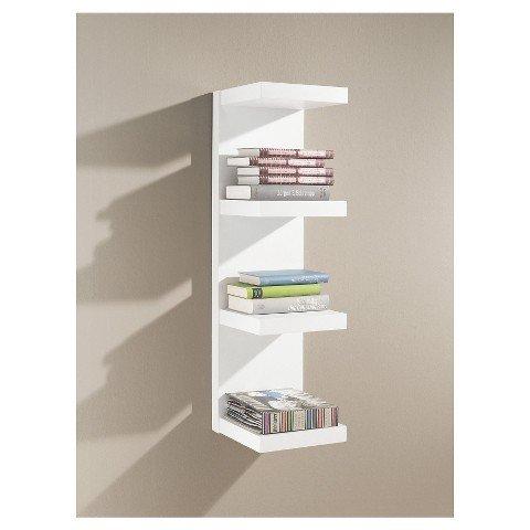 Dolle Domino Floating Shelf - White