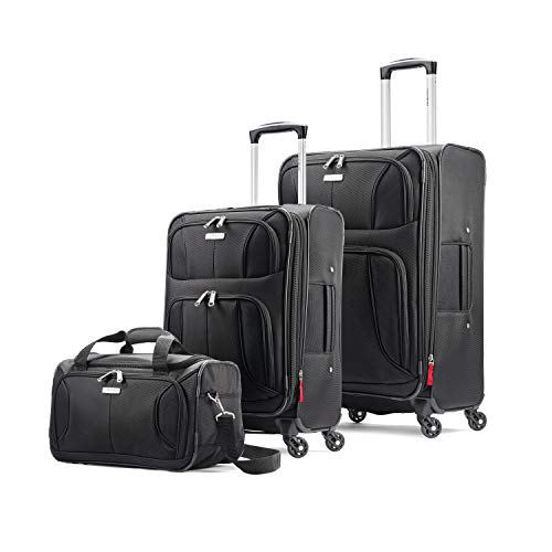 Bb Shell Set - Samsonite Aspire xLite Expandable Softside Set with Spinner Wheels, 3-Piece (BB/20