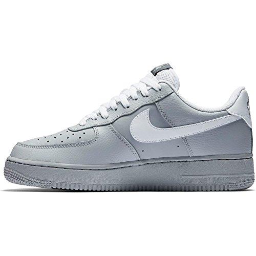 Scarpe Nike – Air Force 1 '07 grigio/bianco/blu formato: 39