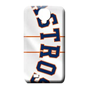 samsung galaxy s4 Excellent Shockproof pattern phone cover case houston astros mlb baseball