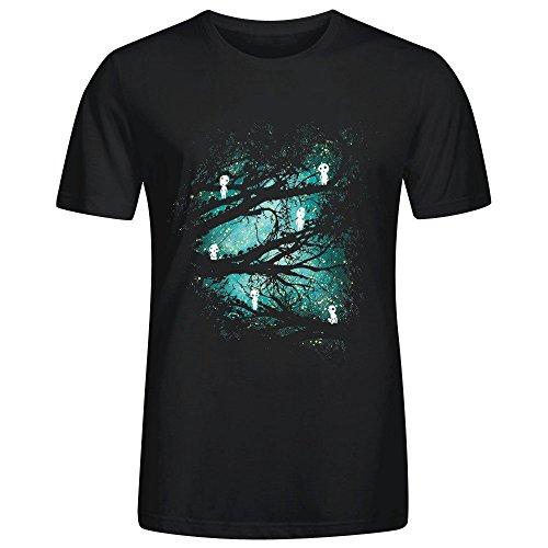 Tree Spirits Tee Shirts Mens